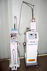 4.レーザー治療(炭酸ガスレーザー)